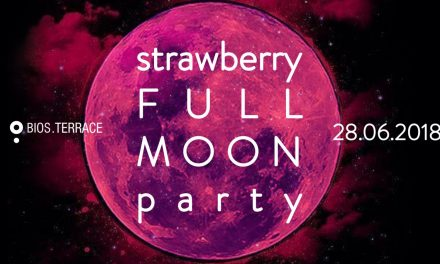 The Strawberry Full Moon party – Ταράτσα Bios