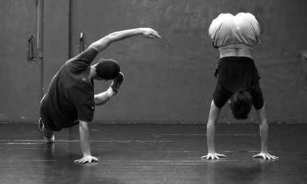 Hardy the Same, a dance guide to mess up body and mind | Δημήτρης Μυτιληναίος | 10-12/5 | Artiria Athens